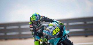 Valentino Rossi Yamaha Petronas MotoGP