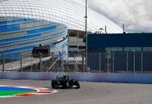 Valtteri Bottas F1 GP Russia