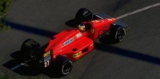 Michele Alboreto e l'indimenticabile doppietta Ferrari al GP Monza 1988