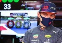 GP Russia, Verstappen cambia il motore: partirà dal fondo della griglia