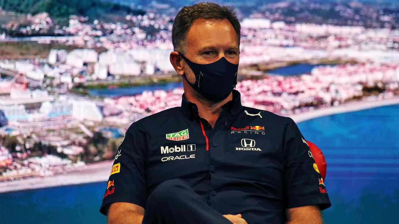Chris Horner F1