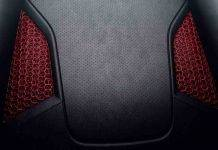 Porsche sedile