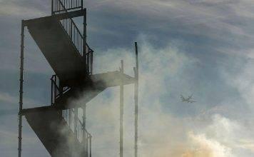 Auto distrutta dall'aereo a San Donato: l'azienda gliene regala un'altra